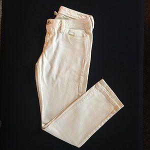 Banana Republic : Denim Cropped Jeans : Size 28